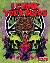 I Drink Your Blood (Blu-ray)