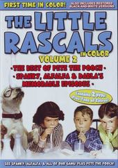 The Little Rascals - In Color, Volume 2: The Best