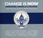 Change is Now: Renewing America's Promise [CD +