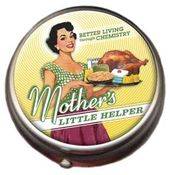 Pill Box - Mother's Little Helper