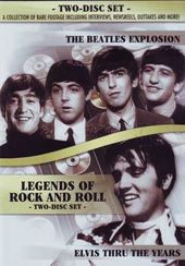 Legends of Rock and Roll: The Beatles Explosion /