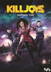 Killjoys - Season 2 (2-DVD)