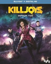 Killjoys - Season 2 (Blu-ray)
