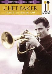 Jazz Icons - Chet Baker: Live in '64 and '79