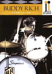 Jazz Icons - Buddy Rich: Live in '78