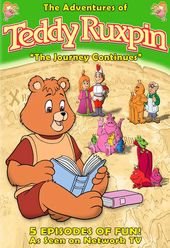 The Adventures of Teddy Ruxpin, Volume 2: The
