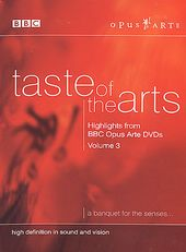 Taste of the Arts, Volume 3