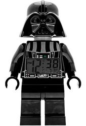 Star Wars - Darth Vader: Lego Alarm Clock