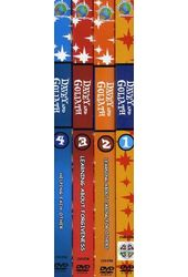 Davey and Goliath - Volumes 1-4 (4-DVD)