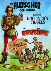 The Fleischer Collection - Gulliver's Travels /