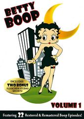 Betty Boop, Volume 1: 22-Episode Collection