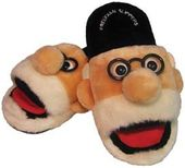 Sigmund Freud - Freudian Slippers (Large)