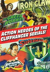 Action Heroes of the Cliffhanger Serials: Coming