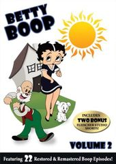 Betty Boop, Volume 2: 22-Episode Collection
