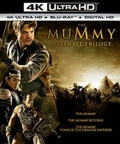 The Mummy Trilogy (4K UltraHD + Blu-ray)