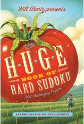 Sudoku: Will Shortz Presents the Huge Book of