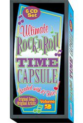 Ultimate Rock & Roll Time Capsule, Volume 2 (6-CD