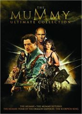 The Mummy Ultimate Collection (5-DVD)