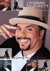 Howard Hewett - The Journey Live... From the Heart