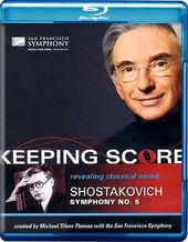 Keeping Score: Shostakovich (Blu-ray)