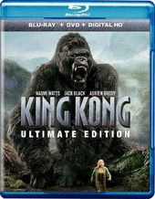 King Kong (Ultimate Edition) (Blu-ray + DVD)