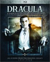 Dracula - Complete Legacy Collection (Blu-ray)