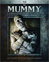 The Mummy - Complete Legacy Collection (Blu-ray)