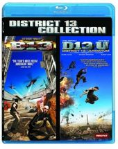 District B13 / District 13: Ultimatum (Blu-ray)