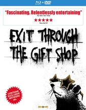 Exit Through the Gift Shop [Blu-ray]