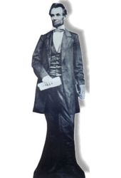 President - Abraham Lincoln - Life-Size Standup