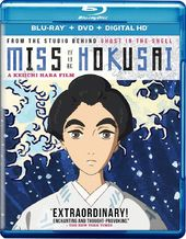 Miss Hokusai (Blu-ray + DVD)
