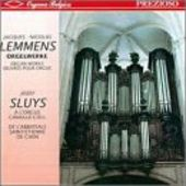 Organ Works of Jacques-Nicolas Lemmens