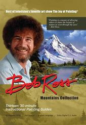 Bob Ross: Mountains Collection (3-DVD)