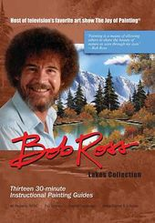 Bob Ross: Lakes Collection (3-DVD)