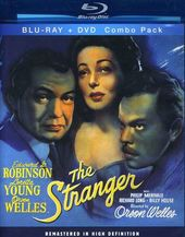The Stranger (Blu-ray + DVD)