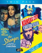 The Stranger / Kansas City Confidential (Blu-ray