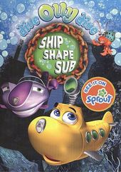 Dive Olly Dive!: Ship Shape Sub