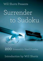 Sudoku: Will Shortz Presents Surrender to Sudoku: