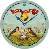 One World - Clock