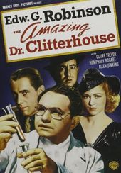 The Amazing Dr. Clitterhouse (Full Screen) [Rare