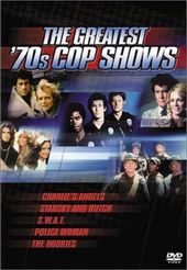 The Greatest '70s Cop Shows (Charlie's Angels /