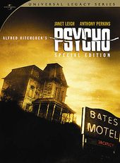 Psycho (2-DVD Special Edition, Universal Legacy