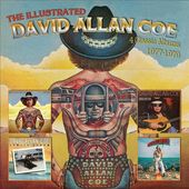 The Illustrated David Allan Coe: 4 Classic Albums