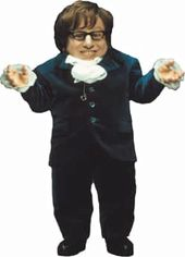 Austin Powers - Mini Austin - Life Size Standup
