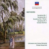 Eloquence Series: Beethoven: Symphonies 1 - 4;