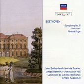 Beethoven: Symphony No 9 / Overtures