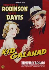 Kid Galahad (Full Screen) [Rare & Out-of-Print]
