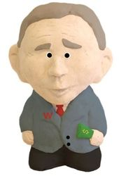George W. Bush - Smush Bush Stress Ball