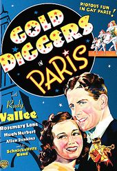 Gold Diggers in Paris (Full Screen)