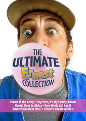 The Ultimate Ernest Collection (2-DVD)